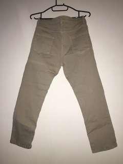 Capri Jeans Strecth