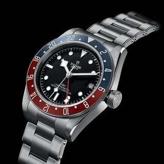 BNIB Tudor black Bay GMT bracelet