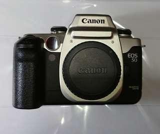 Canon EOS 50 單眼底片相機