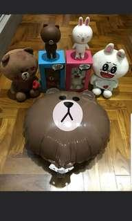 Line - Bear and Cony