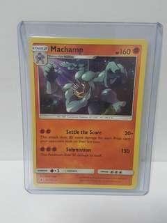 Machamp (Holo)