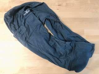 荷蘭wallaboo袋鼠背巾(深藍)