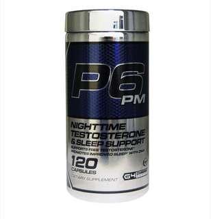🚚 Cellucor 夜間睾丸酮和睡眠促進劑,120粒膠囊