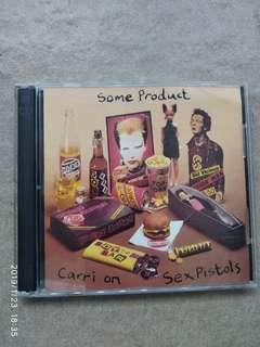 Some Products - Carri On Sex Pistols