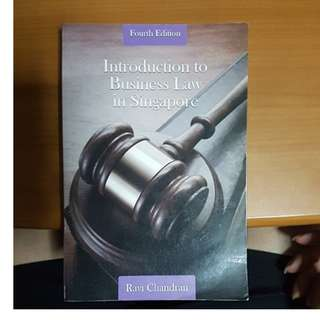 BSP1702 Business Law Study Notes, Books & Stationery, Textbooks