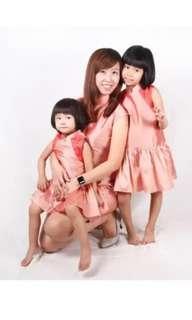 Mixon Minis Pink Blush Cheongsam #CNYCS #CNY888