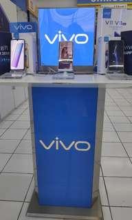 Vivo v11 pro fingerprint di layar bisa kredit pakai homecredit