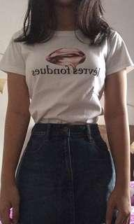 kaos / t-shirt slim