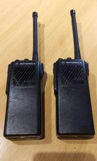 Motorola  GP88s 對講機