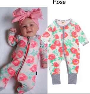 Sleepsuit baby (zip)