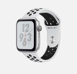 未開封 公司抽獎抽中 Apple Watch Series 4 (GPS) 44mm 白色