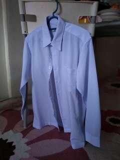 Baju putih/baju sekolah/scholl uniform