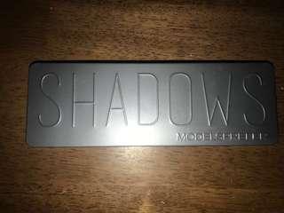 Modelsprefer Day to Night Shadows Palette