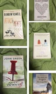YA Novels
