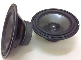 Pre-Loved Car Speaker (1 set) 14cm