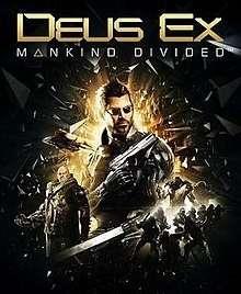 Deus Ex : Mankind Divided 2016