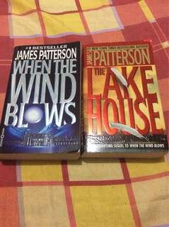 James Patterson - When The Wind Blows + The Lake House