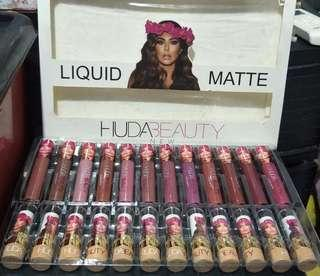 🚚 Huda Beauty Matte Liquid Lipstick