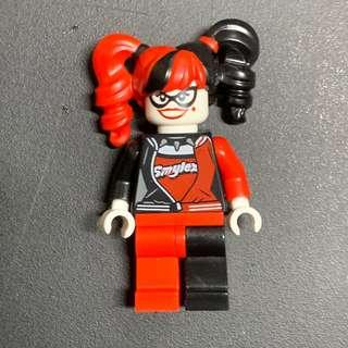 Lego superhero batman movie Harley Quinn 70922 70906