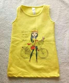 Dress anak 3yo