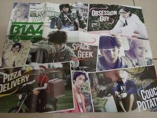 B1A4 posters
