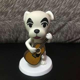 Animal Crossing K.K. Slider Sofubi Vinyl Figure