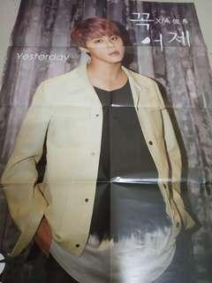 JYJ Junsu poster