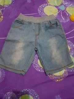 Celana pendek anak import