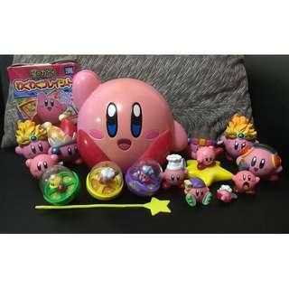 Kirby Lot Figure