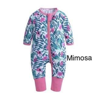 baju tidur sleepsuit baby