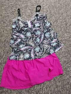 Swimwear 2pcs - bigsize