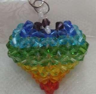 心形Heart-shaped匙扣挂件吊件摆件
