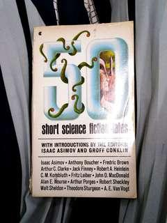 50 short science fiction tales