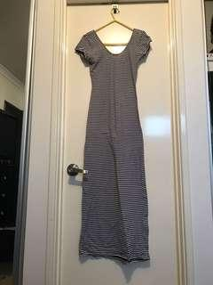 Minkpink bodycon maxi dress