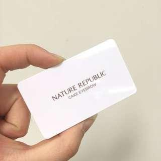 *New* Nature Republic Cake Eyebrow