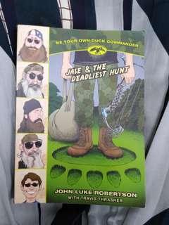 Jase and the Deadliest Hunt (choose your own adventure book)