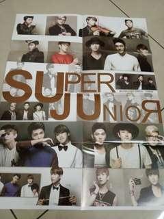 Super Junior poster