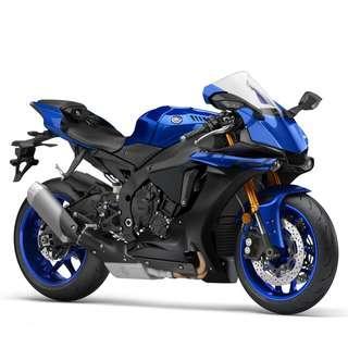 Yamaha R1 Base R1M 2019