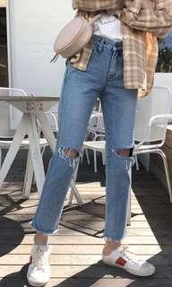 BNWT Denim Ripped Jeans