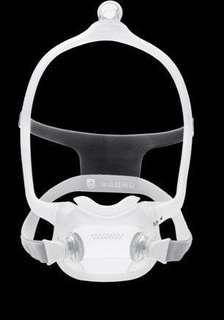 🚚 Philips Respironics Dreamwear Cpap Full Face Mask fitpack (Comes in 4 cushions together)
