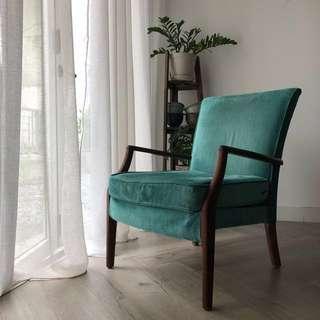 Vintage / retro / antique armchair
