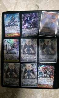 old and some reboot cardfight vanguard