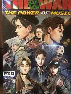 EXO POWER OF MUSIC ALBUM