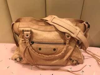 Balenciaga City bag.