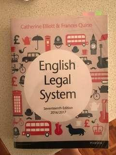 ELS / Common Law Textbook