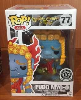 Funko Pop Fudō Myo-o