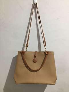 Brown Simply Bag