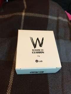 W.lab 氣墊粉餅 白盒