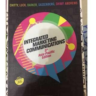 Integrated Marketing Communications 5th Asia-Pacific Edition - Murdoch University