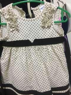 Baby kiko dress